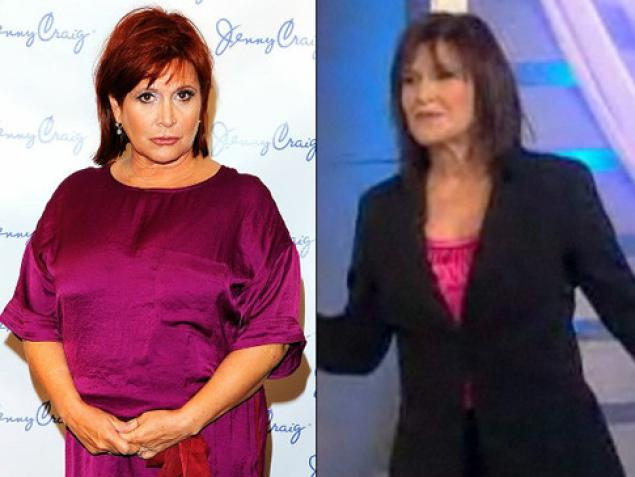 Carrie Fisher 2013 Weight Loss Carrie fisher looked much