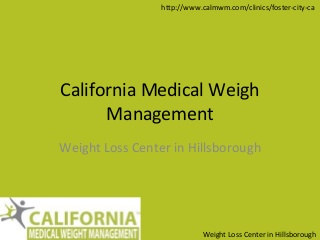 CALMWM weight loss center in Hillsborough